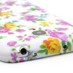 Gélové puzdro pro Samsung Galaxy S4 mini i9190- elegantní kvetina - 7/7