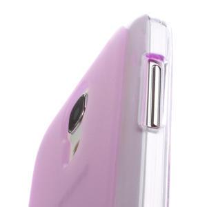 Gélové puzdro na Samsung Galaxy S4 mini i9190- fialové - 7