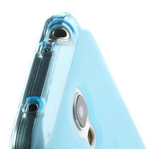 Gélové puzdro na Samsung Galaxy S4 mini i9190- modré - 7