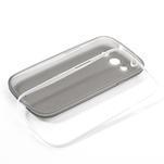Gélové rámované puzdro pre Samsung Galaxy S3 i9300- šedé - 7/7