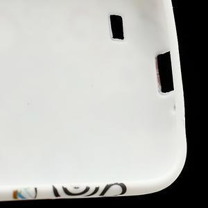 Gélové puzdro pro Samsung Galaxy S4 i9500- farebná kvetina - 7