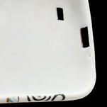 Gélové puzdro pro Samsung Galaxy S4 i9500- farebná kvetina - 7/7