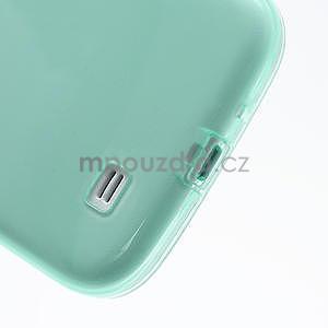 Gélové slim puzdro na Samsung Galaxy S4 i9500- zelené - 7