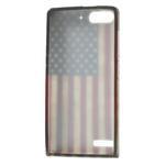 Gélové puzdro na Huawei Ascend G6 - USA vlajka - 7/7
