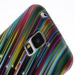 Gélové puzdro pre Samsung Galaxy S5- meteor - 7/7