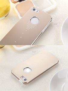 Hliníkové puzdro na iPhone 5, 5s- zlaté - 7