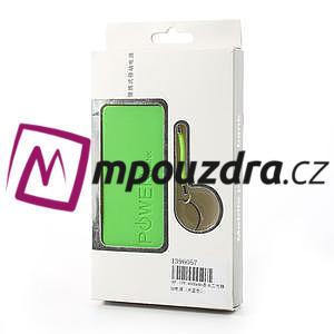 4000mAh externí baterie Power Bank - zelená - 7