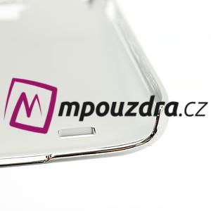 Drahokamové pouzdro pro Samsung Galaxy S4 i9500- světle-růžové - 7