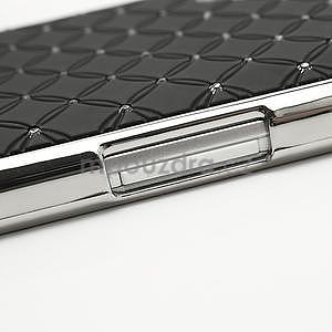 Drahokamové puzdro pre LG Optimus L9 P760- čierné - 7