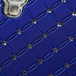 Drahokamové puzdro pre LG Optimus L9 P760- modré - 7/7