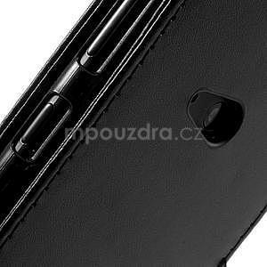 Flipové puzdro pre Nokia Lumia 625- čierné - 7