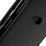 Flipové puzdro pre Nokia Lumia 625- čierné - 7/7