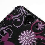 Peňaženkové puzdro na Sony Xperia Z C6603 - motýlci - 7/7