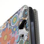 Peňaženkové puzdro pre Sony Xperia Z C6603 - farebné vzory - 7/7