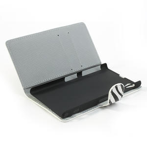 Peněženkové pouzdro na Sony Xperia Z1 C6903 L39- zebrované - 7