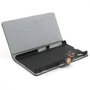 Peněženkové pouzdro na Sony Xperia Z1 C6903 L39- vzorové - 7