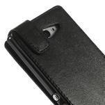 Flipové puzdro pre Sony Xperia M2 D2302 - čierné - 7/7