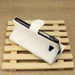Peňaženkové puzdro pre HTC Desire 601- biele - 7/7