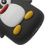 Silikonový tučniak puzdro pre Samsung Galaxy S3 mini i8190- čierny - 7/7