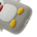 Silikonový TUČŃÁK puzdro na Samsung Galaxy S3 mini i8190- šedý - 7/7