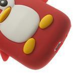 Silikonový TUČŃÁK puzdro na Samsung Galaxy S3 mini i8190- červený - 7/7