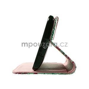 Zapínacie peňaženkové puzdro pre Asus Zenfone 2 ZE551ML - Eiffelova veža - 7