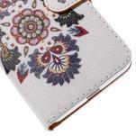 Zapínacie peňaženkové puzdro Microsoft Lumia 640 XL - folk - 7/7