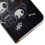 Zapínacie peňaženkové puzdro Microsoft Lumia 640 XL - fishbone - 7/7
