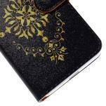 Zapínacie peňaženkové puzdro Microsoft Lumia 640 XL - arabesque - 7/7