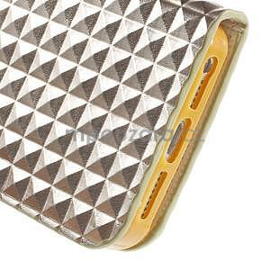 Cool Style puzdro na iPhone 5 a iPhone 5s - champagne - 7