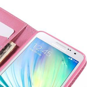Puzdro na mobil Samsung Galaxy A3 - Eiffelova veža - 7