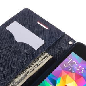 Diary PU kožené puzdro pre mobil Samsung Galaxy Grand Prime - rose - 7