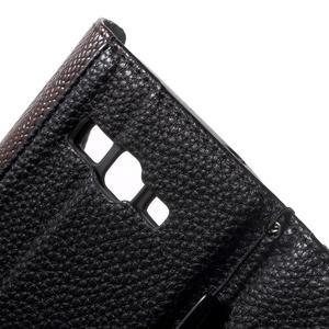 Writes elegantné puzdro pre Samsung Galaxy Grand Prime - čierne - 7