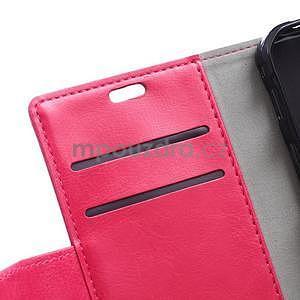 Rose koženkové puzdro Samsung Galaxy Xcover 3 - 7