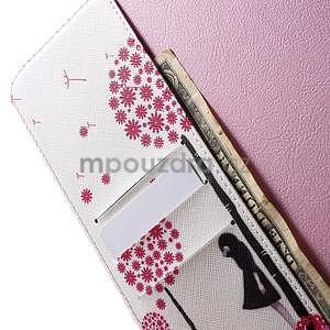 Ochranné puzdro pre Samsung Galaxy Tab A 9.7 - dievča a púpavy - 7