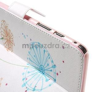 Ochranné puzdro pre Samsung Galaxy Tab A 9.7 - malovaná púpava - 7