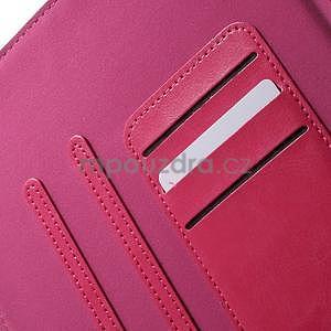 Flatense štýlové puzdro pre Samsung Galaxy Tab S2 9.7 - rose - 7