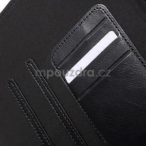 Flatense štýlové puzdro pre Samsung Galaxy Tab S2 9.7 - čierne - 7