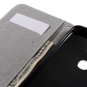 PU kožené puzdro pre mobil Honor 5X - boom - 7