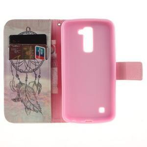 Peněženkové pouzdro na mobil LG K10 - dream - 7