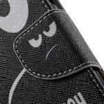 Peňaženkové puzdro na mobil Samsung Galaxy A3 (2016) - nešahat - 7/7