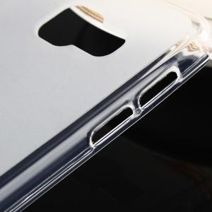 Matný gélový obal pre Samsung Galaxy A3 (2016) - biely - 7