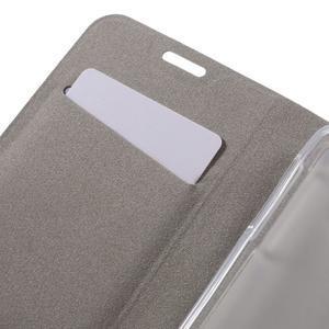 Horse peňaženkové puzdro na Samsung Galaxy A3 (2016) - čierné - 7