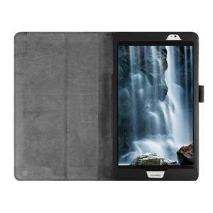 Safe polohovateľné puzdro na tablet Huawei MediaPad M2 8.0 - čierné - 7