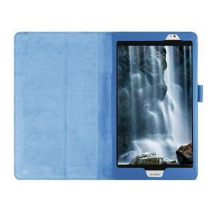 Safe polohovatelné puzdro na tablet Huawei MediaPad M2 8.0 - modré - 7