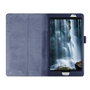 Safe polohovateľné puzdro na tablet Huawei MediaPad M2 8.0 - tmavo modré - 7