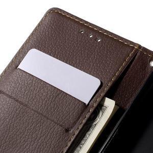 Blade Peňaženkové puzdro pre Sony Xperia M5 - čierne - 7