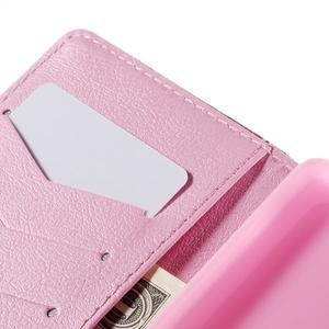 Crafty peněženkové pouzdro na Sony Xperia M5 - pampeliška - 7