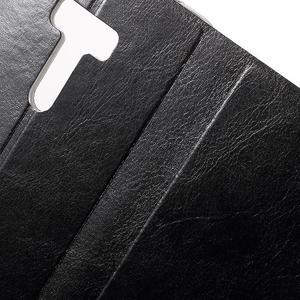 Horse peňaženkové puzdro pre Asus Zenfone Selfie ZD551KL - čierné - 7