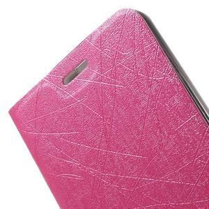 Lines puzdro na mobil Asus Zenfone Selfie ZD551KL - rose - 7